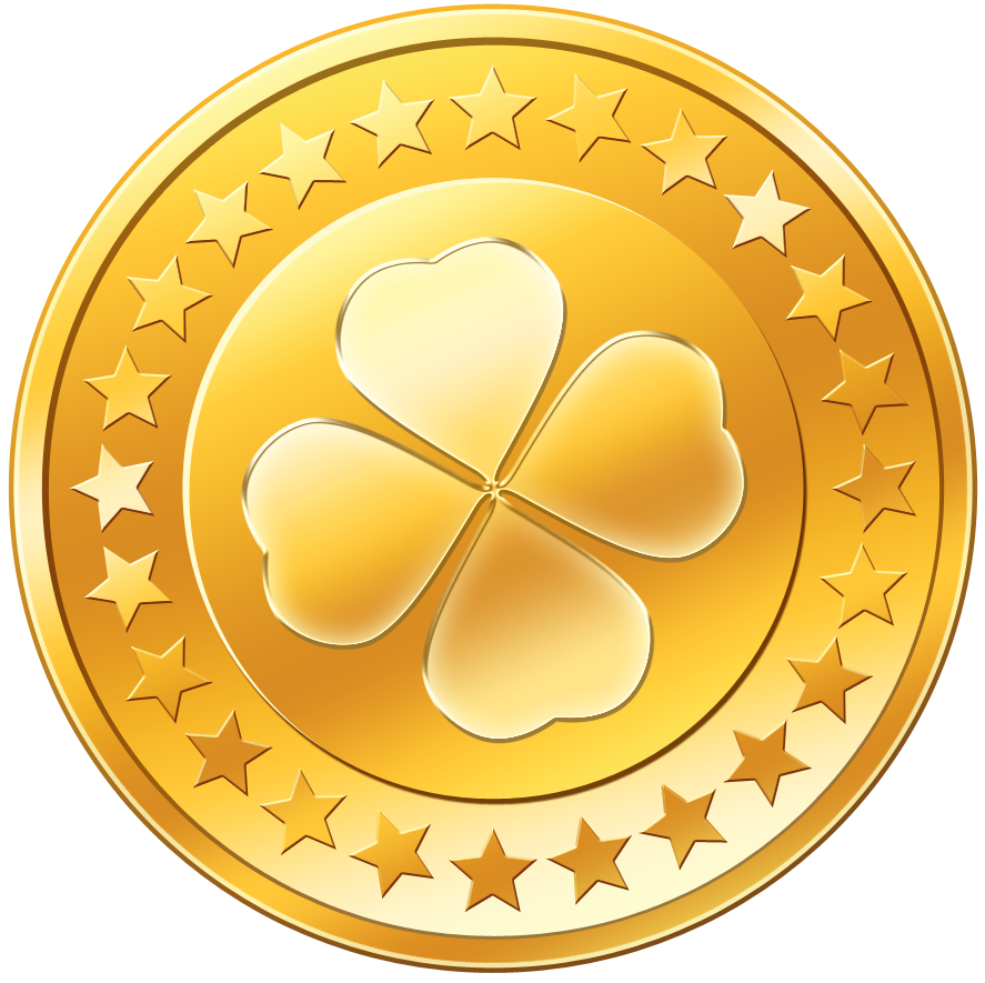 irish coin png