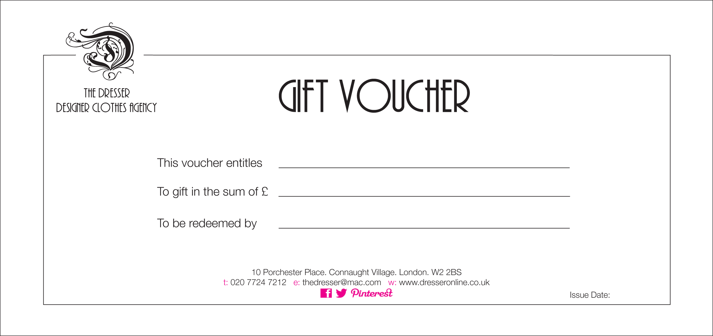 Blank coupon png. Wording for gift vouchers