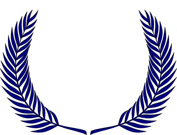 Blank crest png. Leaves clip art at