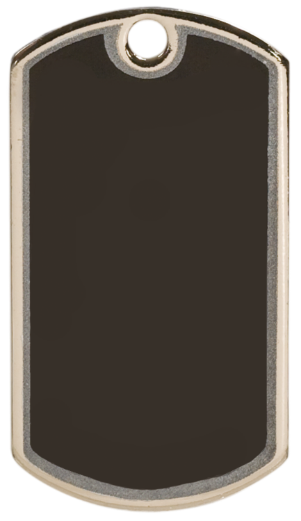 Blank dog tag png. Capitol medals
