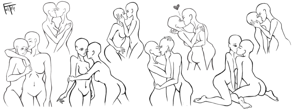 couples you can. Sweet drawing couple transparent download