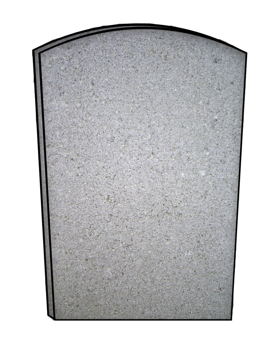 Blank gravestone png. Download this image as