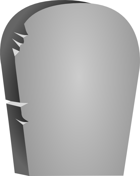 Tombstone vector png. Rounded clip art at