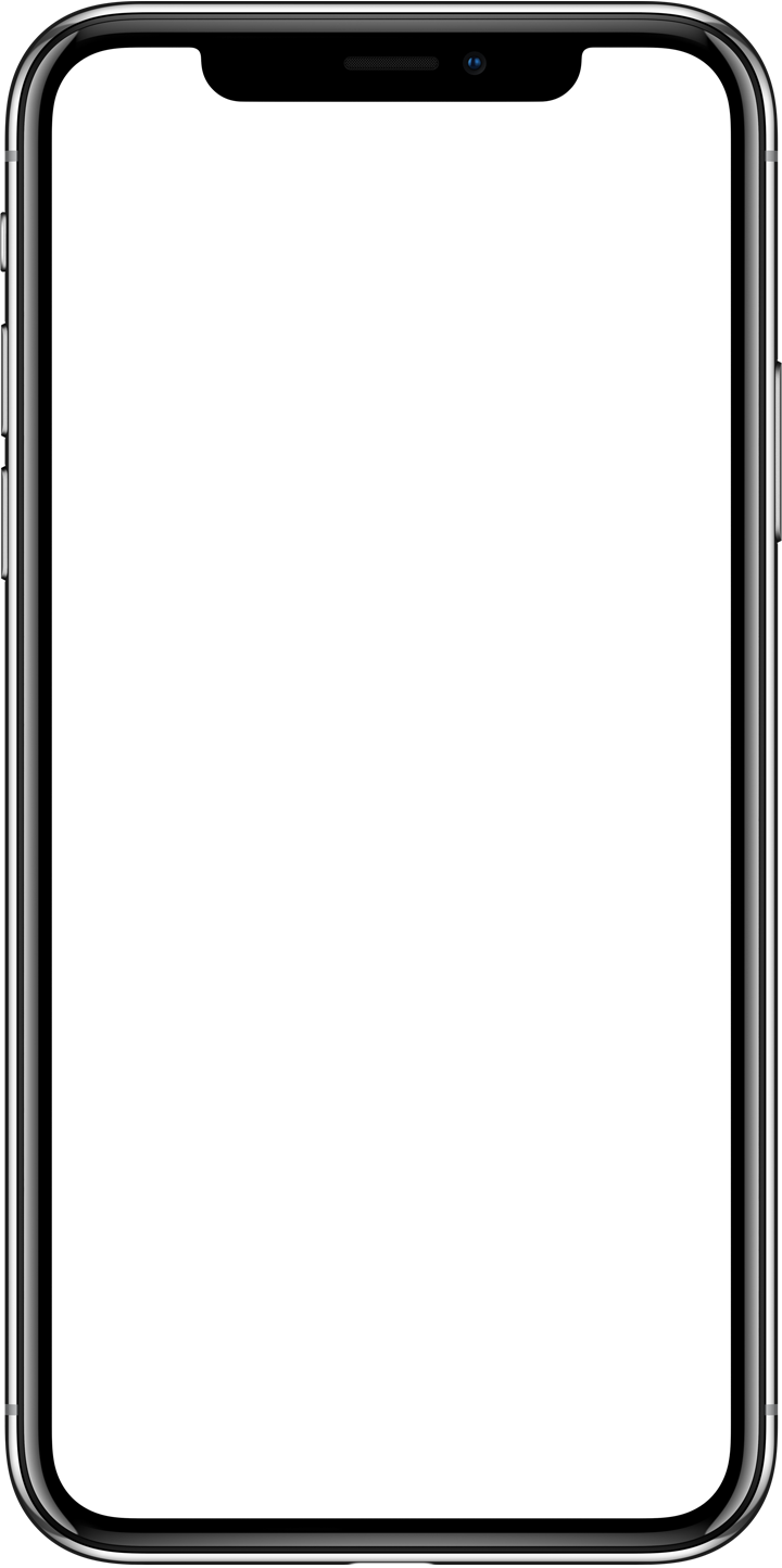 Iphone x png transparent. Apple landing page blank