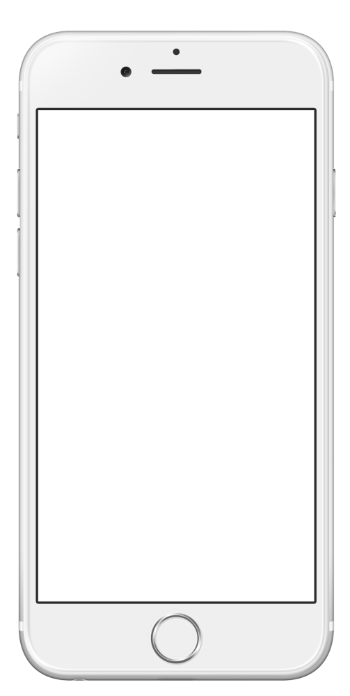 Blank iphone screen png. Phone icon images app