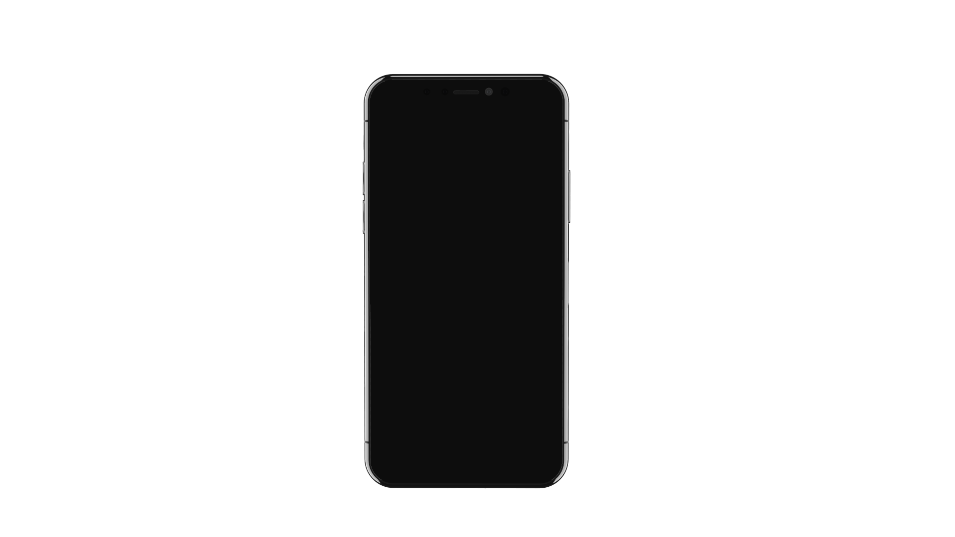 Blank iphone screen png. Element d apple x