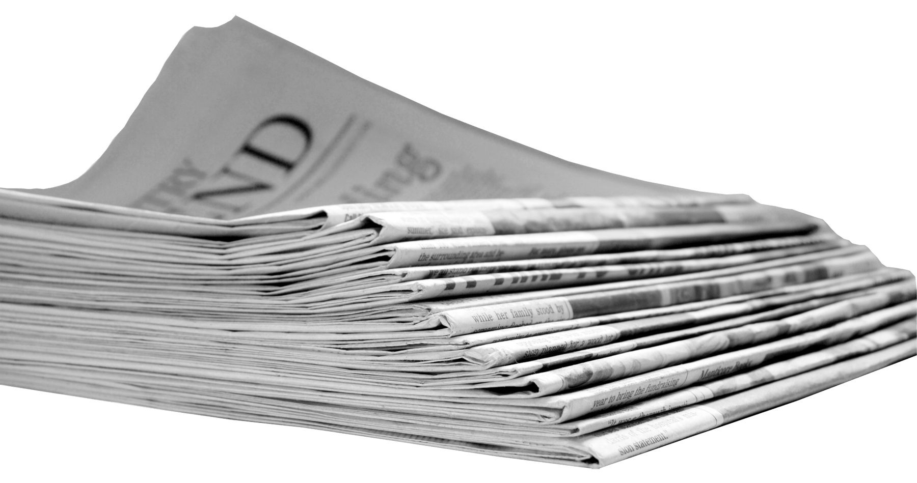 Blank newspaper png transparent. Paper images stickpng newspapers
