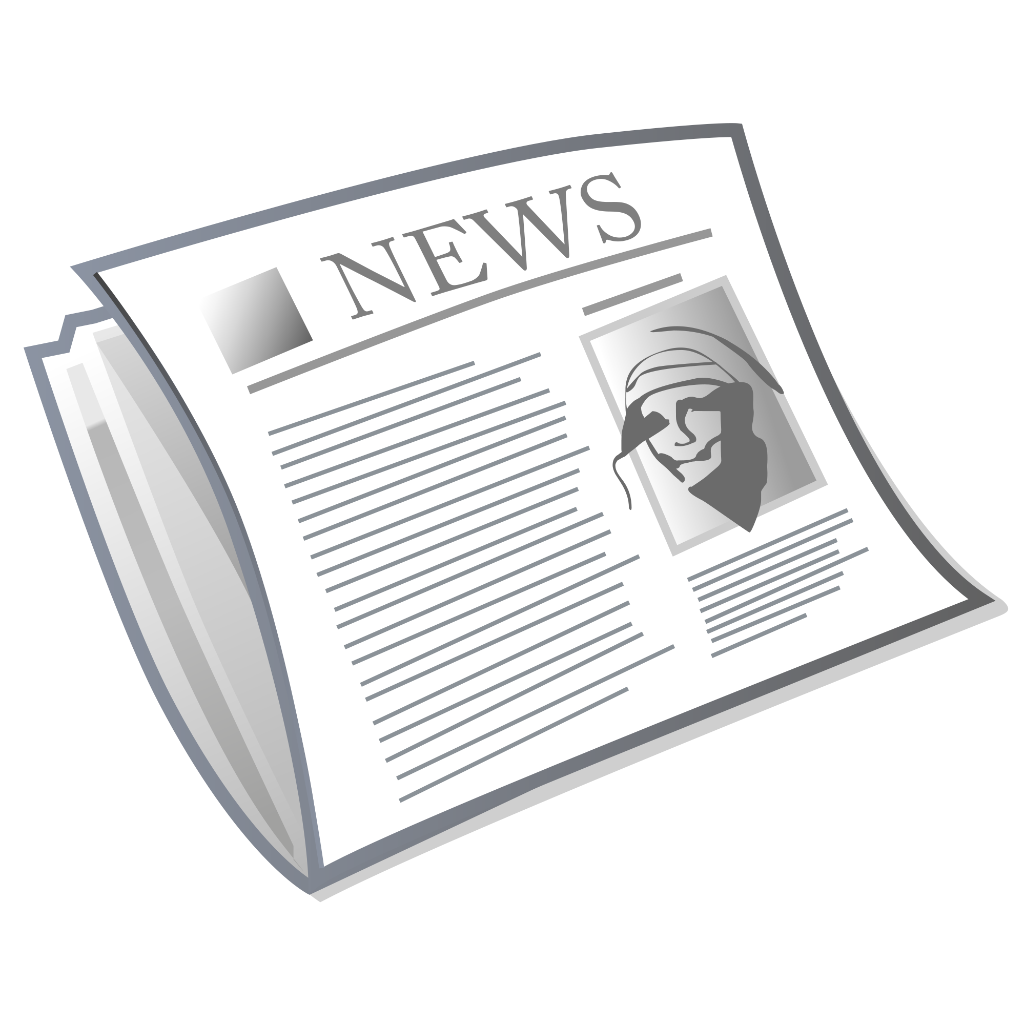 Blank newspaper png transparent. Images pluspng open pluspngcom