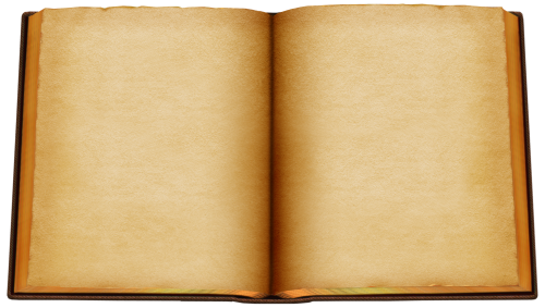 Blank open book png. Old clipart victor pinterest