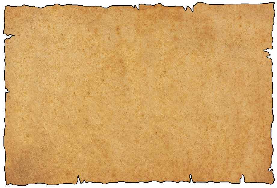 Parchment png. Blank by omegaman on