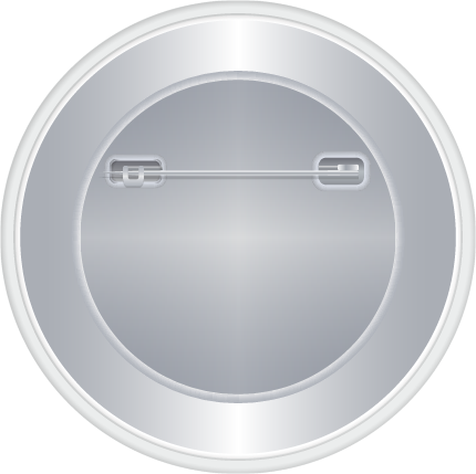 Button pin png. Simple mpeach buttonsimple