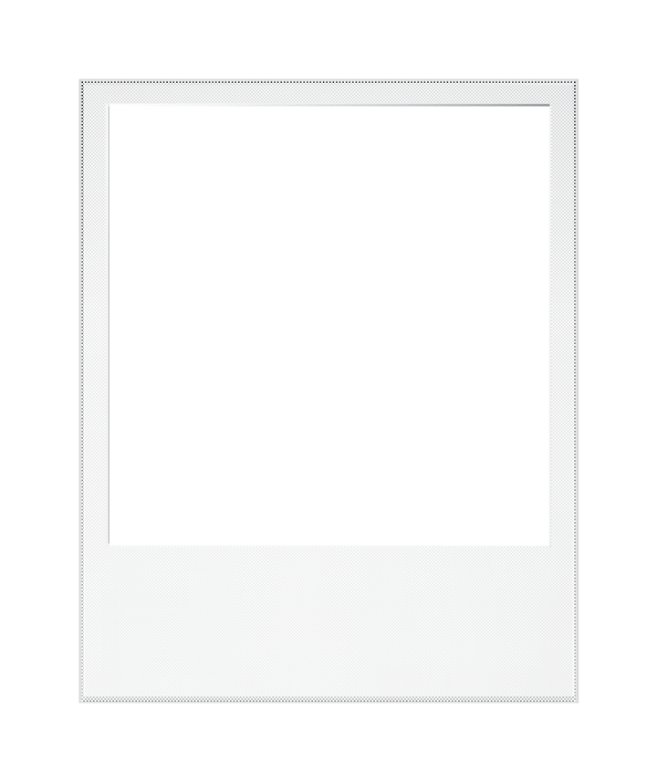 Blank polaroid picture png. Frame online free frameswall