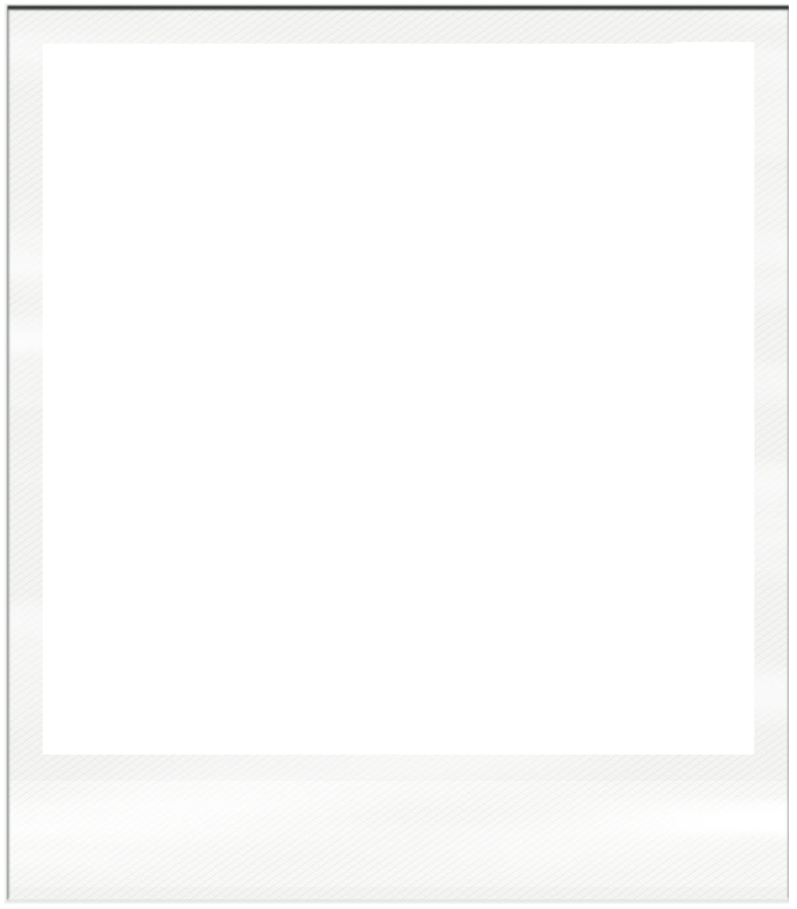 Blank polaroid png. Frame by heyimlia on