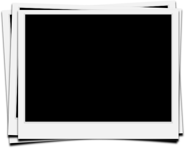 Blank polaroid png. Clip art at clker