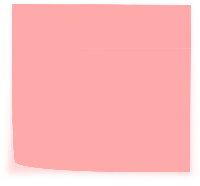 Blank post it png. Pink notes image thumb