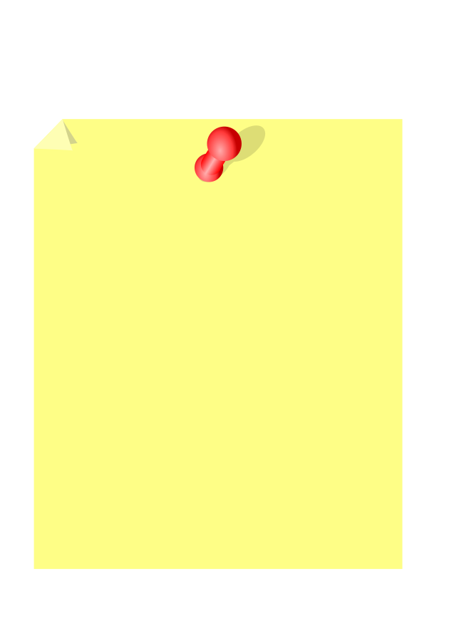 Stick it note png. Sticky notes images free