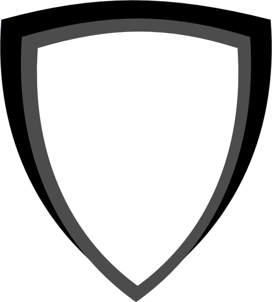 Blank shield png. Image