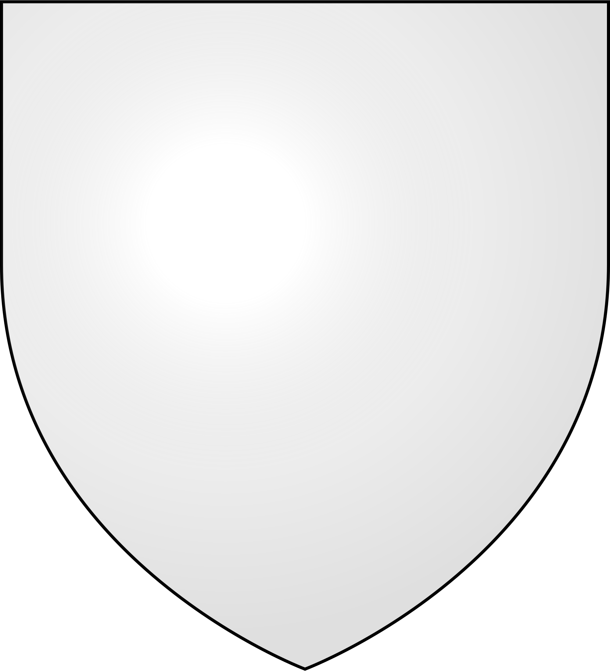 Blank shield png. File with border svg