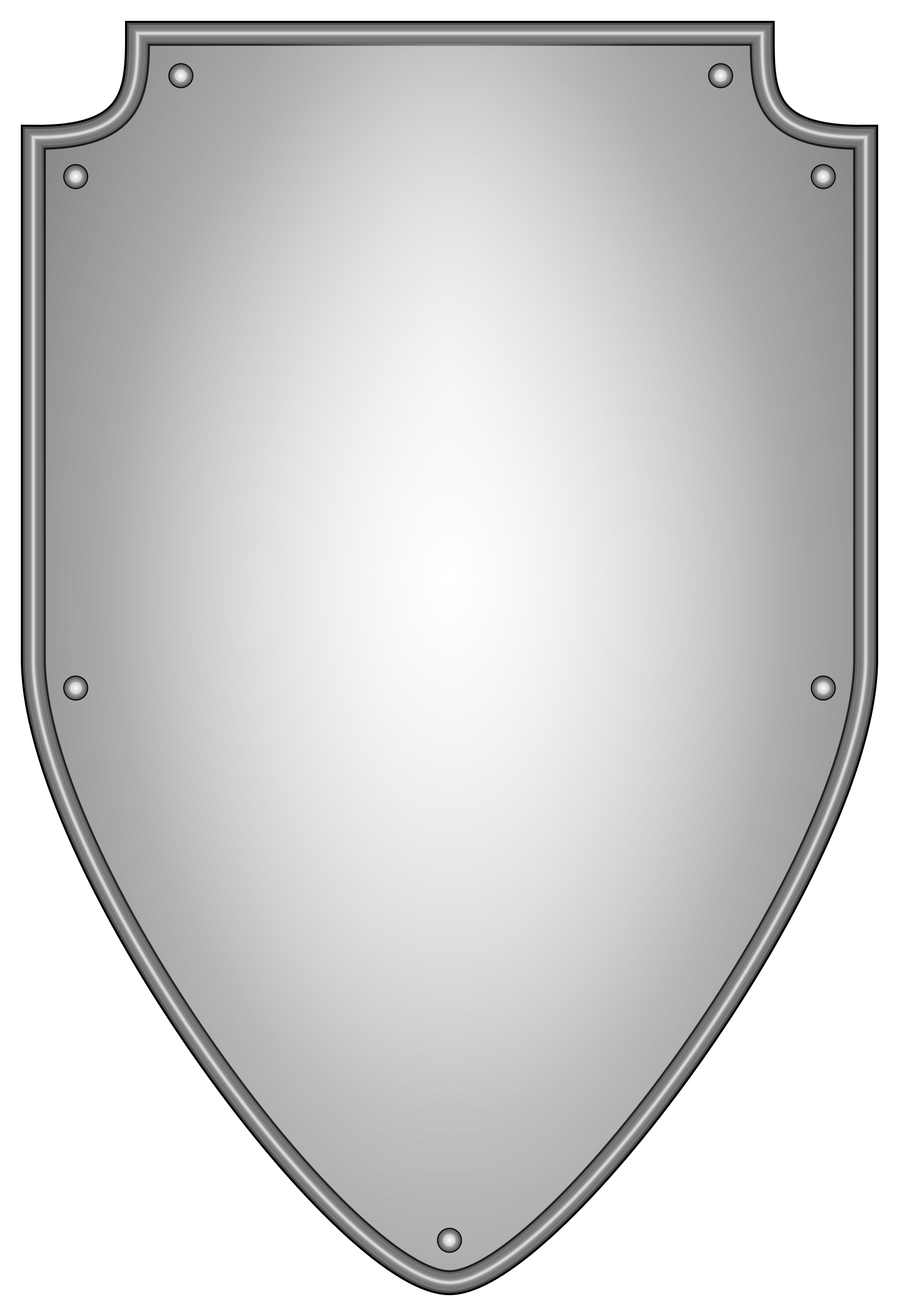 Blank shield png. Clipart big image