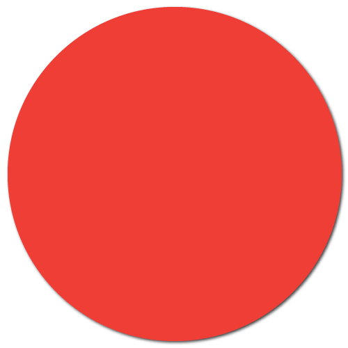 Red sticker png. Vertical top load business