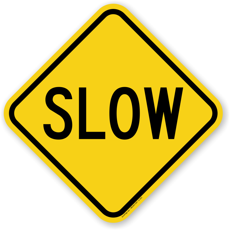 yield sign png