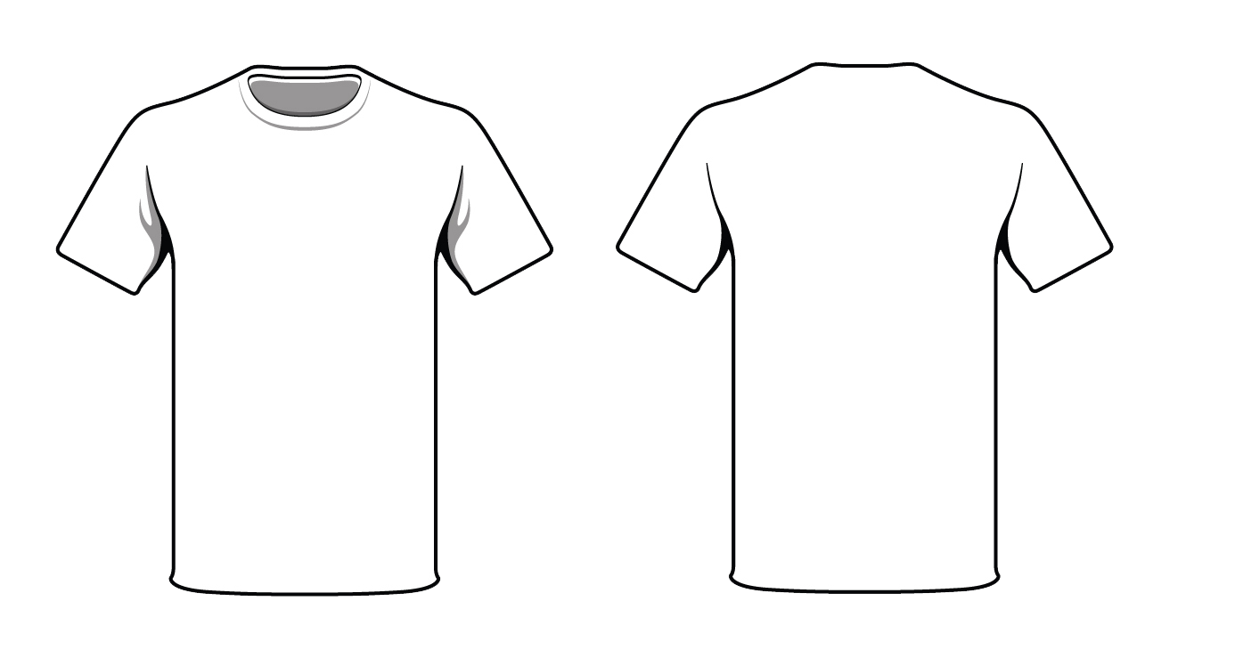 T shirt template png. Photo arts tshirt
