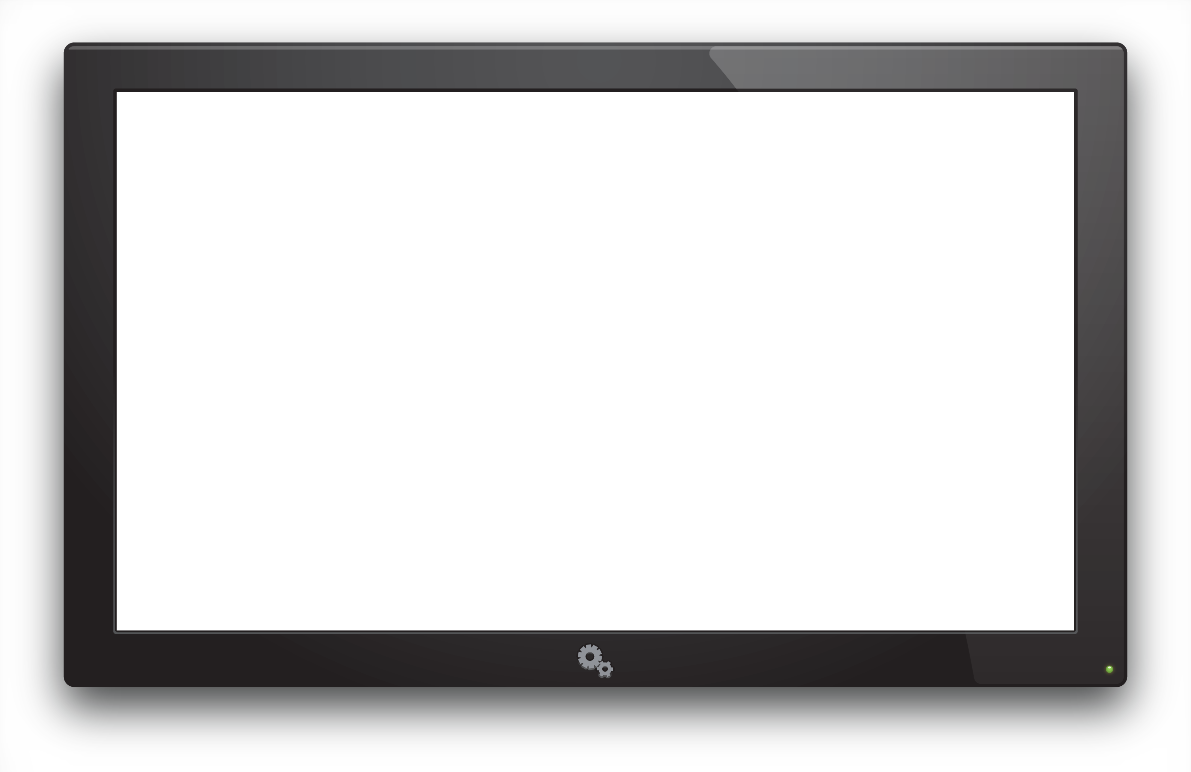 Blank tv png. Television transparent images pluspng