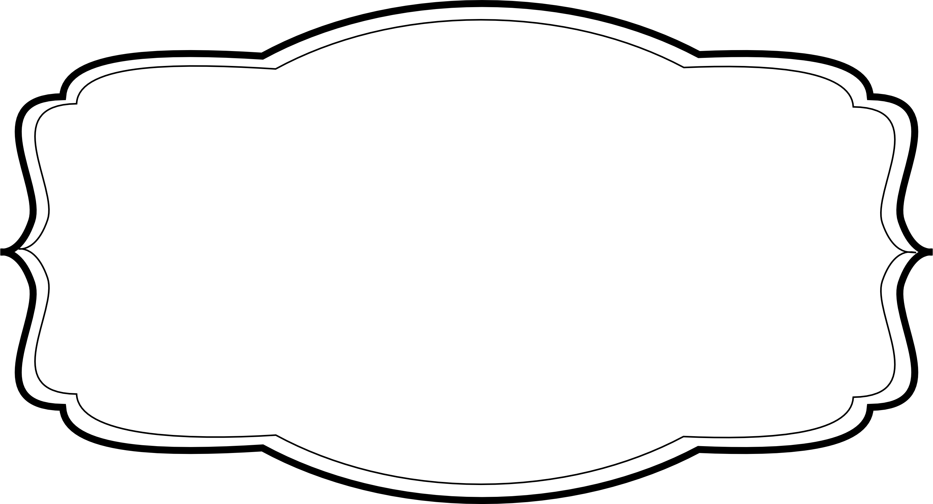 black and white labels png