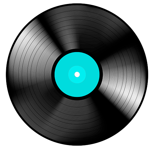 Blank vinyl record png. Consumer as creator how