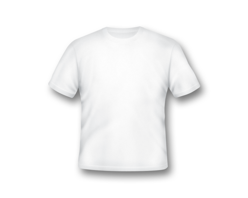 White t shirt template png. Download free blank dlpng