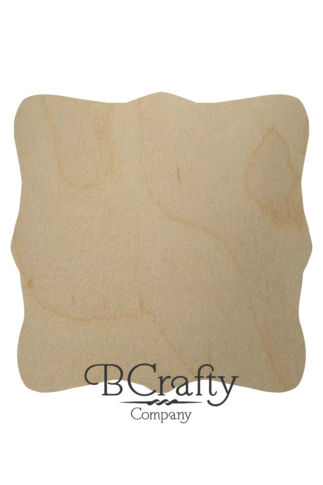 Blank wooden sign png. Unfinished plaque craft cutout
