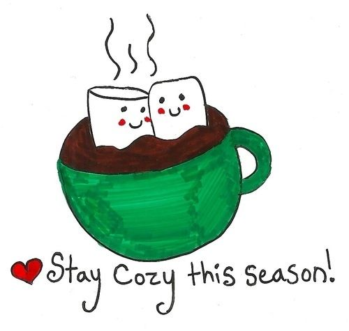 Blanket clipart hot cocoa. Best i love