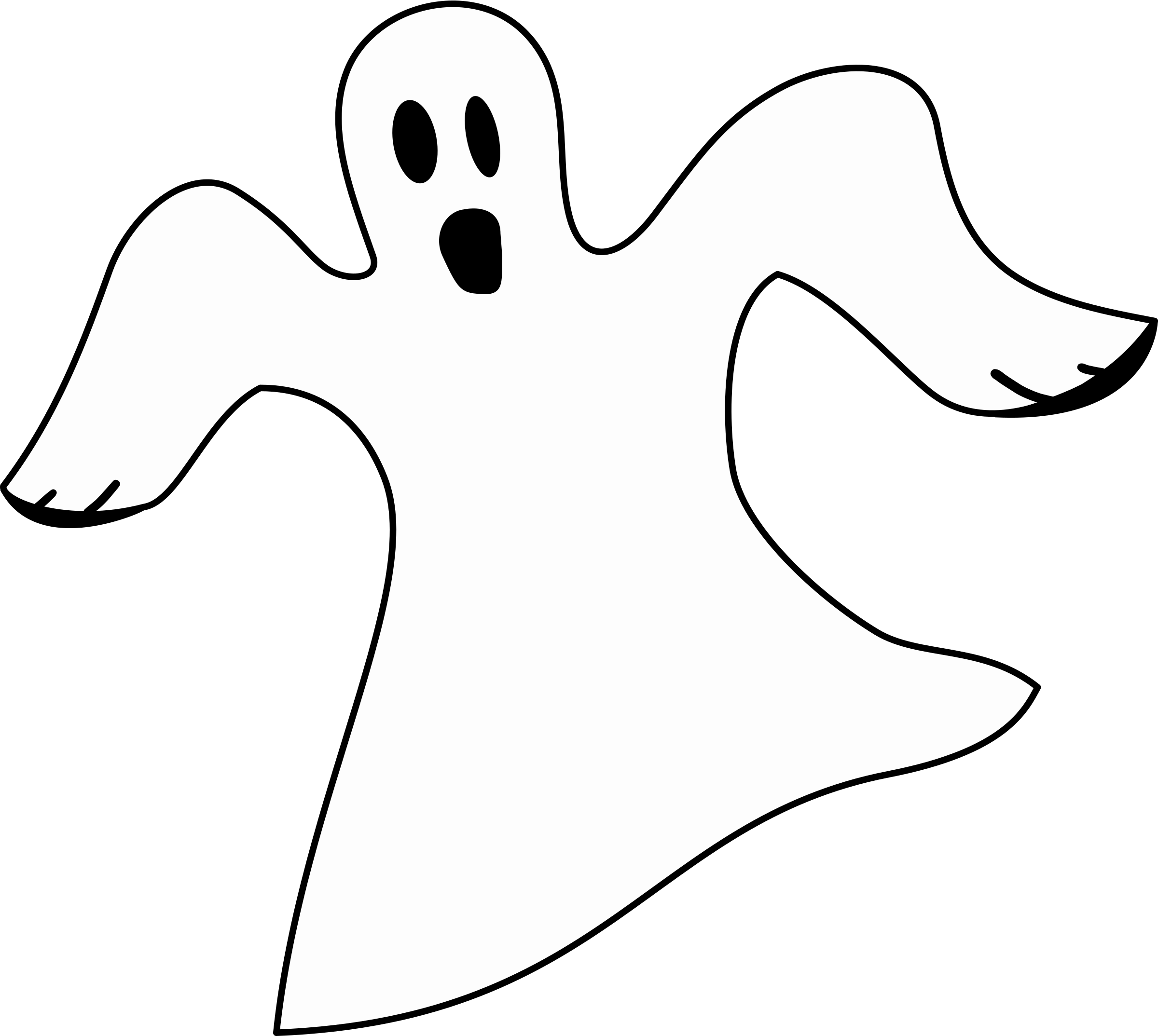 Ghost clipart white lady ghost. Collection of simple