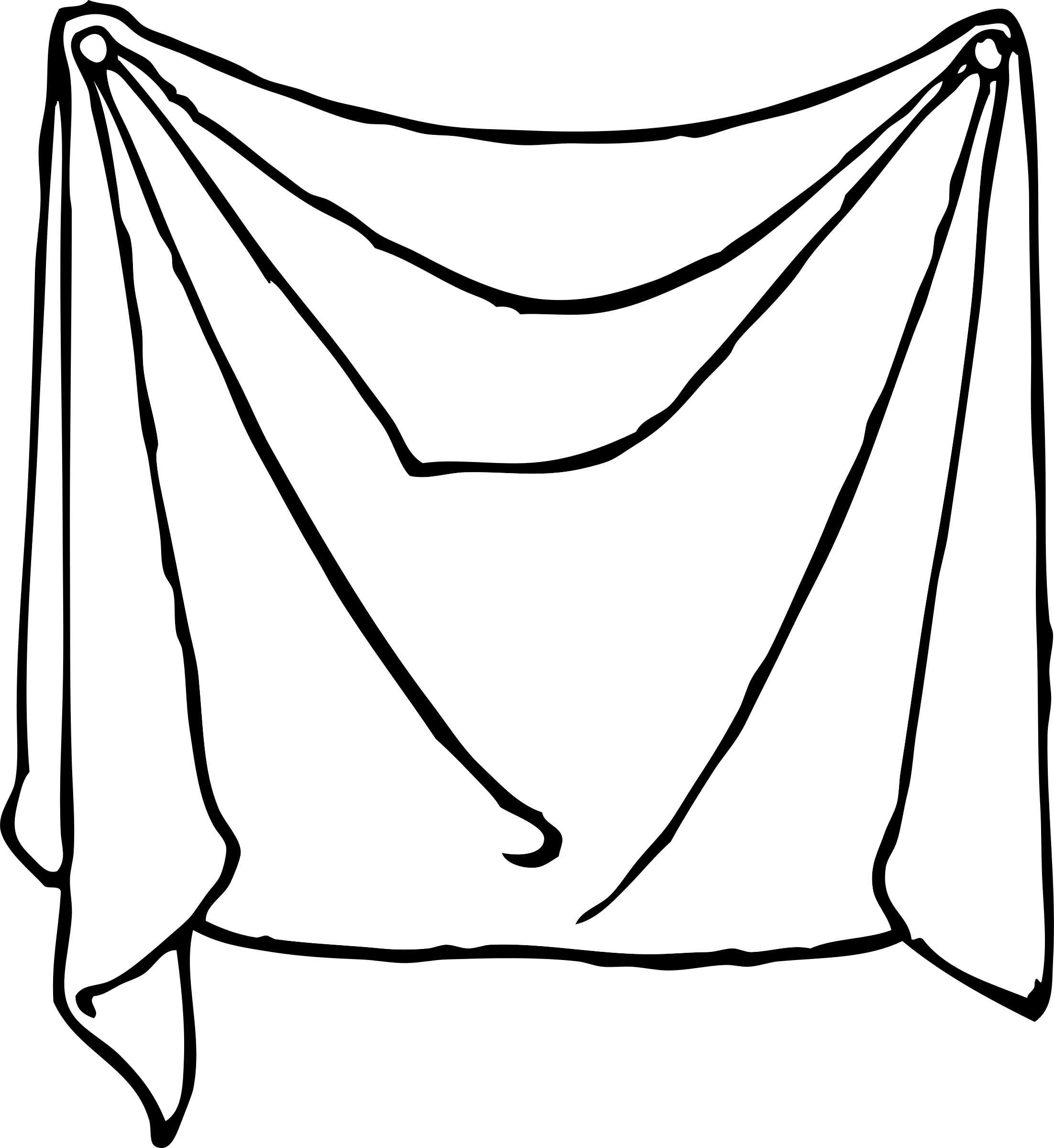 Drawing Bed Black And White Transparent Png Clipart Free Download