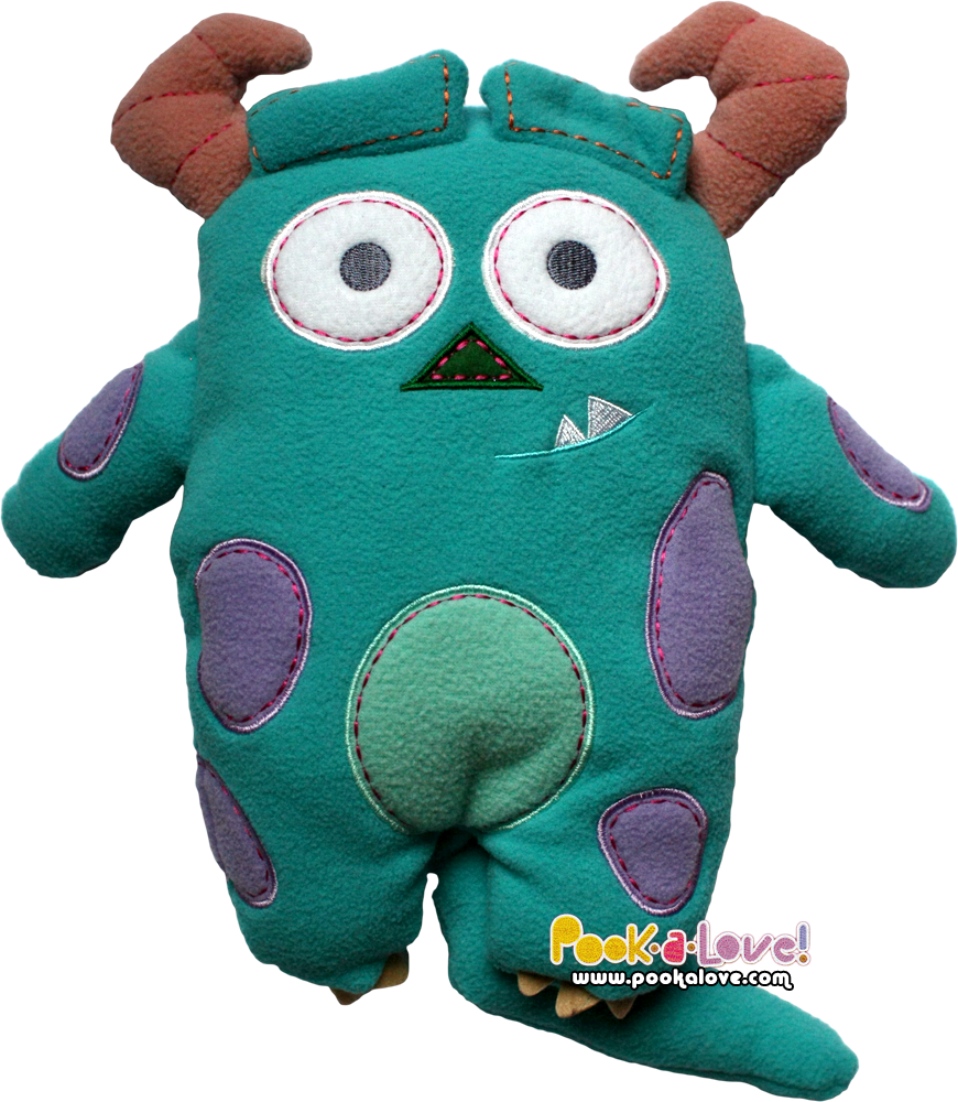 Blanket vector plush. Sulley pook a looz