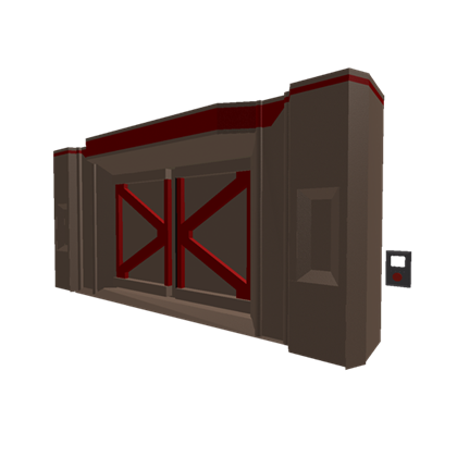 Blast door png. Scp cb button roblox