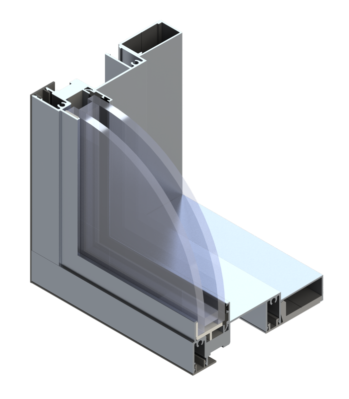 Blast door png. Resistant commercial aluminum windows