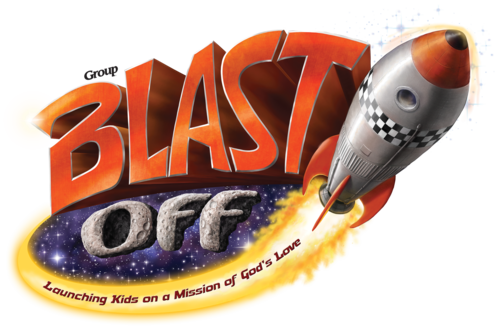 Blast off png. Vbs pro group publishing