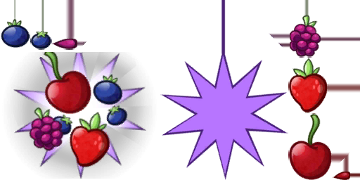 Blast png. Image berry plants vs