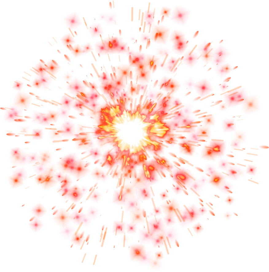 Misc explosion element by. Blast png banner royalty free library