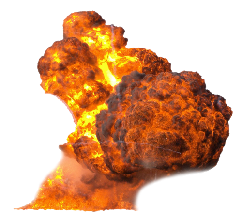 Explosion transparent image pngpix. Blast png svg transparent stock