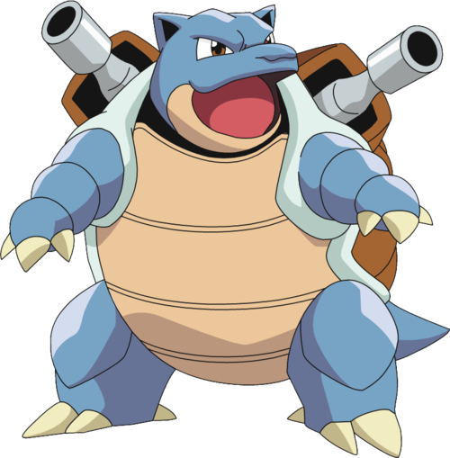 Blastoise gif png animado. The most awesome images