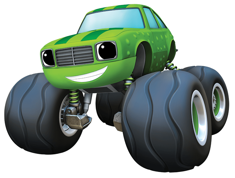 Blaze and the monster machines png. Pickle transparent stickpng