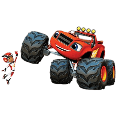 Blaze And The Monster Machines Png Picture 771503 Blaze And The