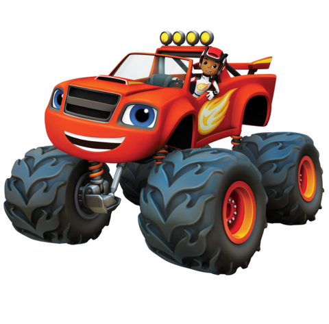 Blaze And The Monster Machines Png Picture 771499 Blaze And The