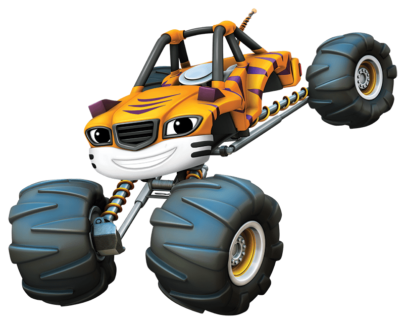 Blaze and the monster machines png. Stripes transparent stickpng