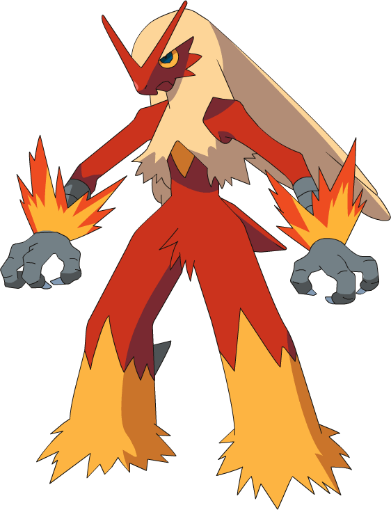 Blaziken transparent anime. Ag just cartoons and