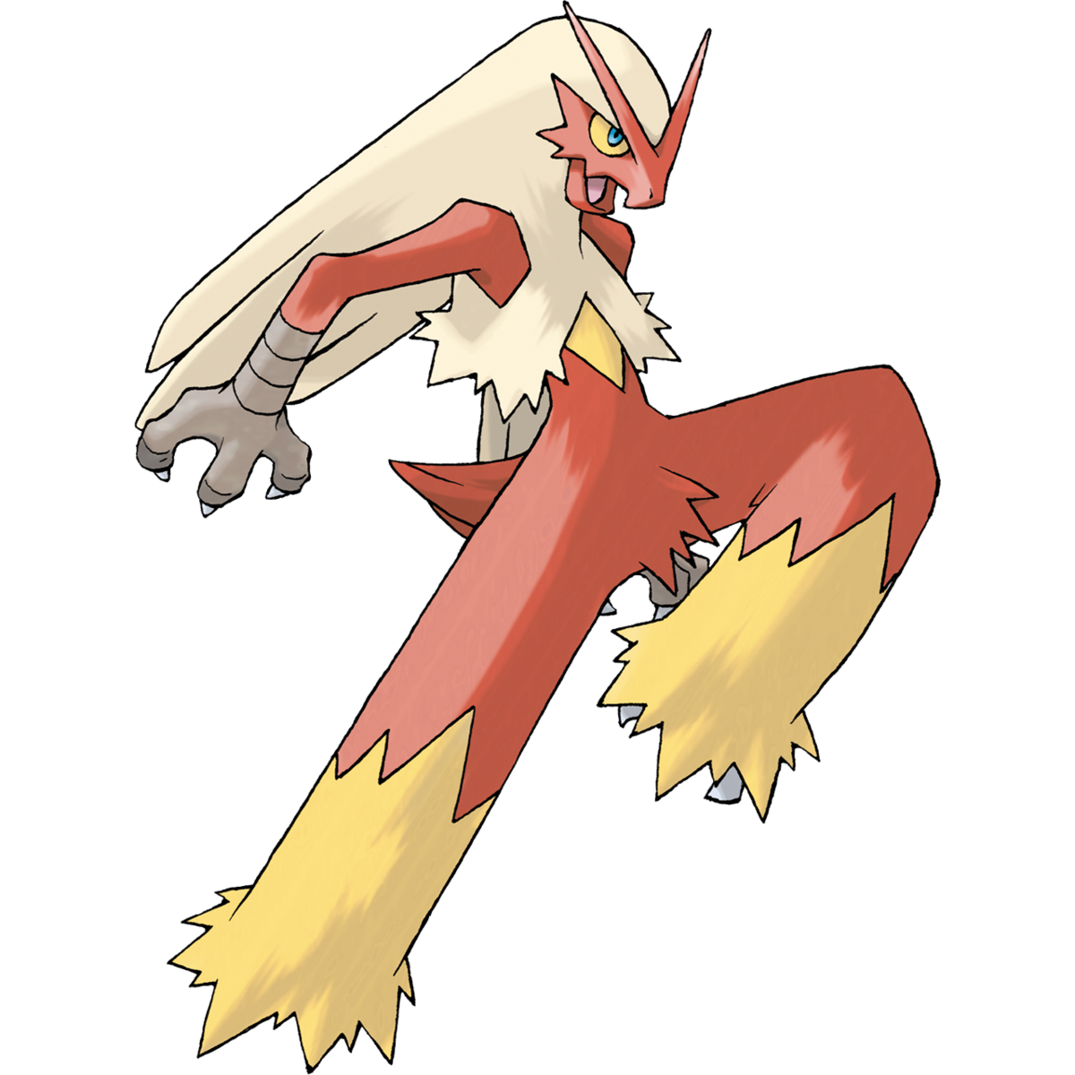 Blaziken transparent drawing. Pok mon bulbapedia the