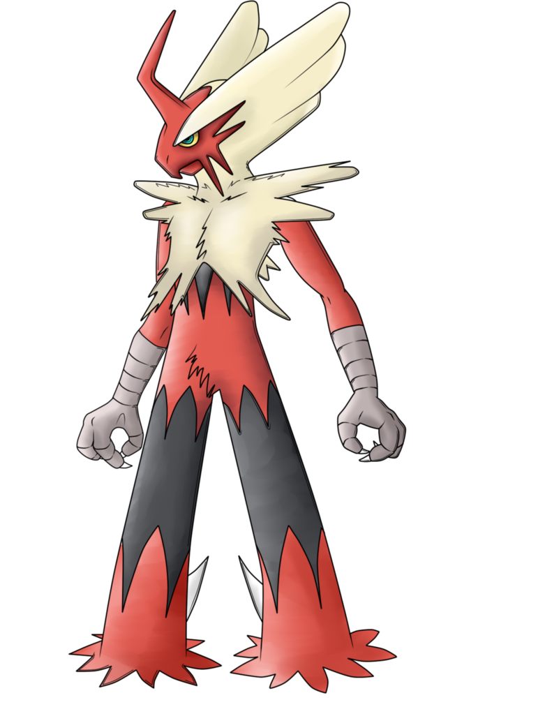 Blaziken transparent super. Mega charizard vs th