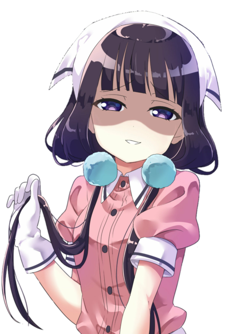 Blend s png. Maika render by thekarmaking